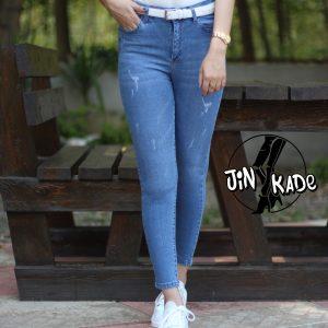 شلوار جین قد کوتاه
