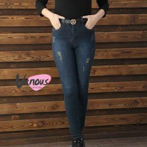 شلوار جین بلند